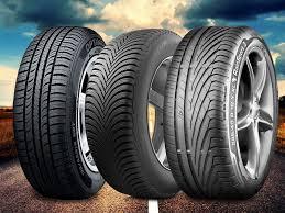 Удивительные факты об автомобильных шинах